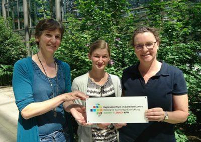 Offiziell seit 2018: BNE-Regionalzentrum Münster