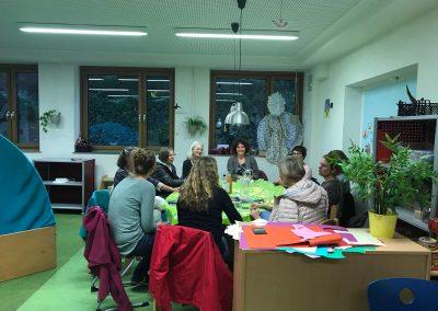 Planungsteffen Schulgärten im Quartier