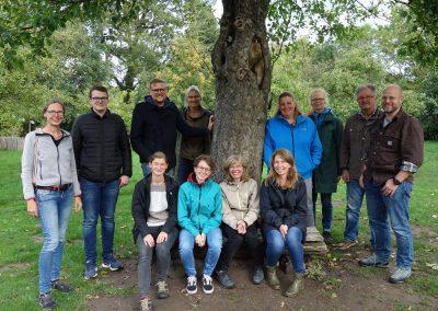 AK der BNE-Regionalzentren im Münsterland