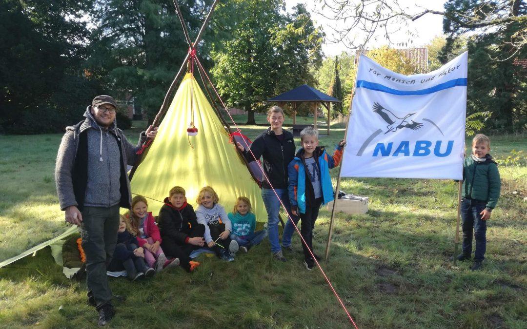 Neue Gruppe von Umwelthelden auf Haus Heidhorn