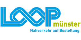 Das Logo von LOOPmünster.