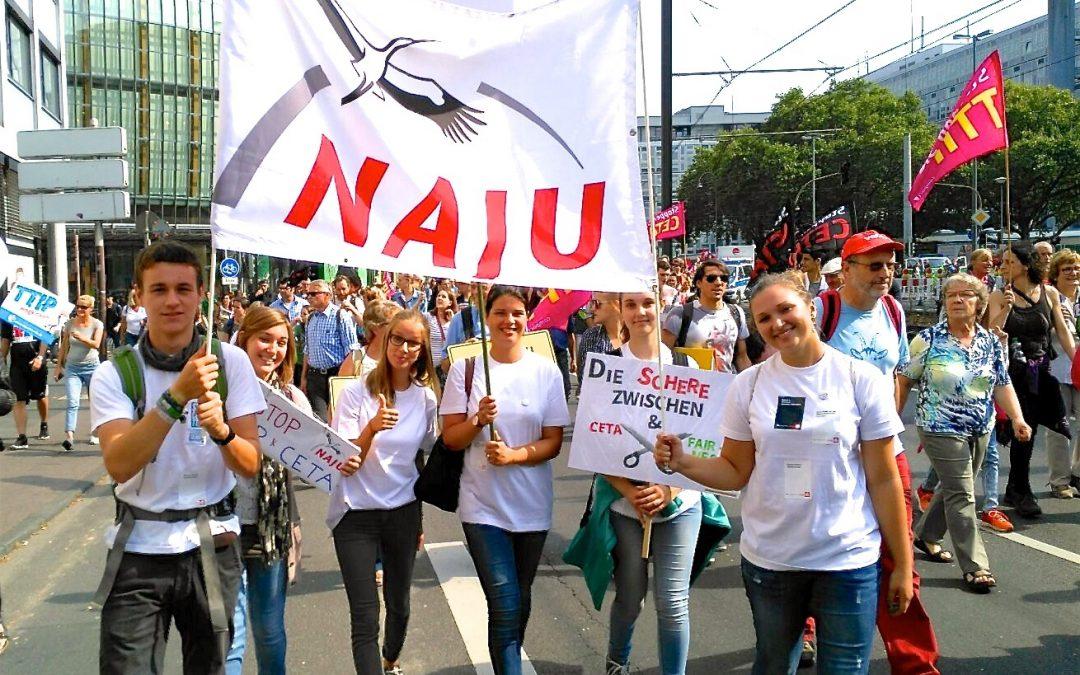 Mitmachen bei der NAJU-Hochschulgruppe Münster