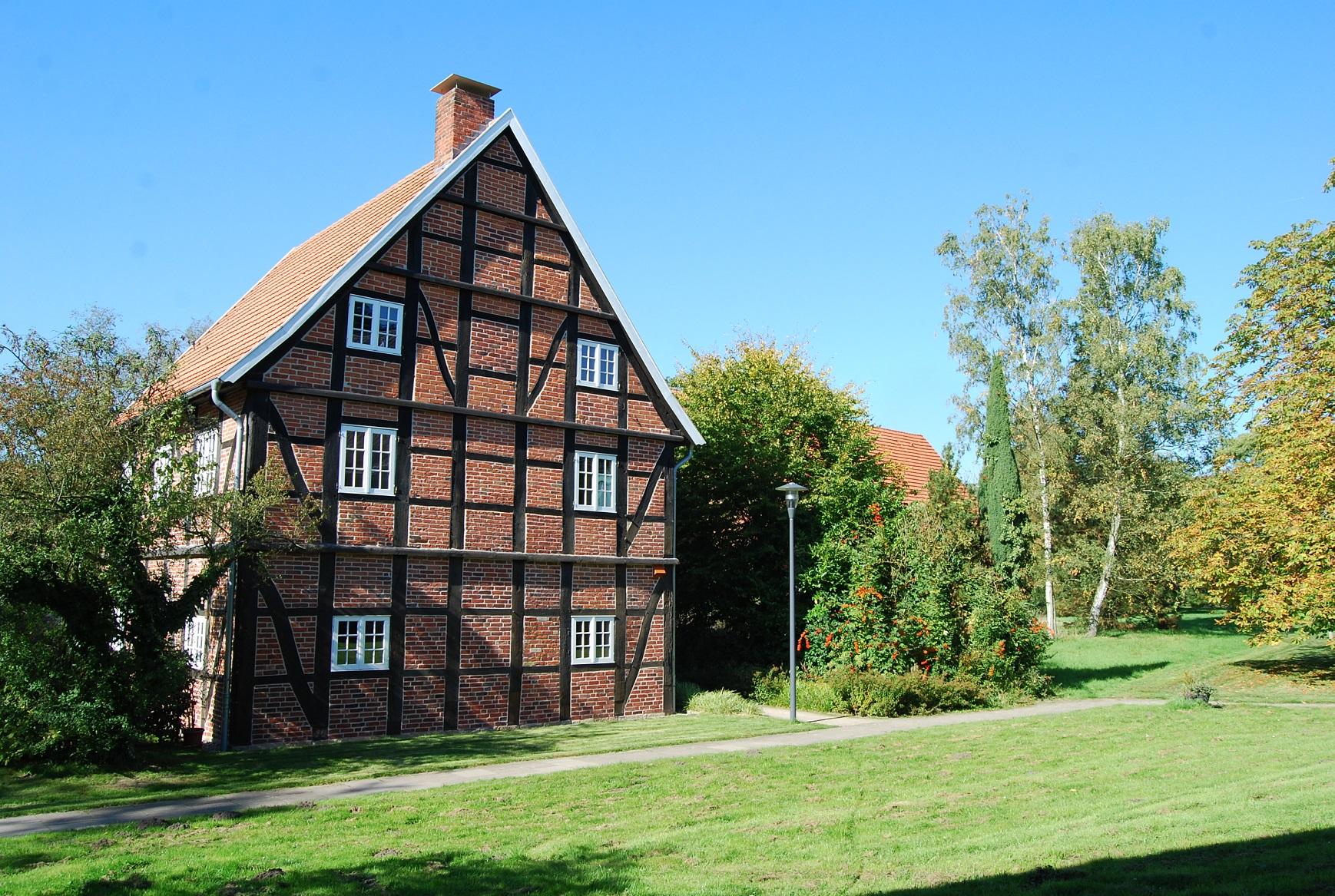 Historischer Speicher Haus Heidhorn